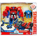 HASBRO Transformers: Combiner Force - Optimus Prime és Hi-Test