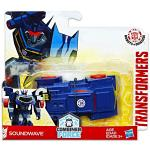 HASBRO Transformers: Combiner Force - Soundwave