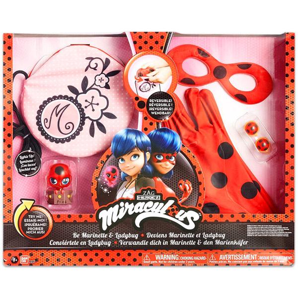 Ban Dai Miraculous  Marinette és Katica jelmez kiegészítő - Játék webáruház    online játék webshop - iWay Játékbolt afafa823c1
