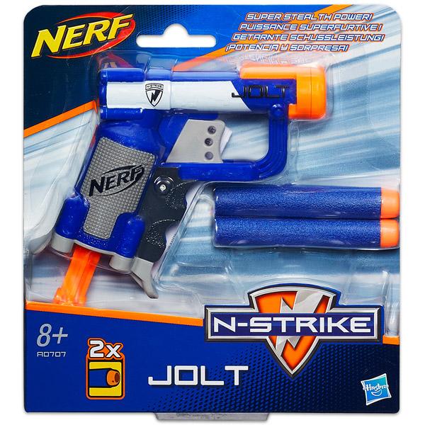 Hasbro NERF N-Strike: Jolt szivacslövő pisztoly tölténnyel