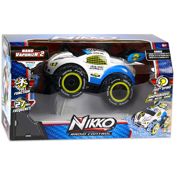 Toy State Nikko: Nano VaporizR 2 távirányítós autó - kék