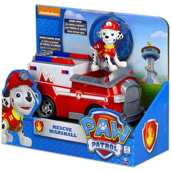 Spin Master Mancs őrjárat  Marshall és mentőjárműve szett - Játék ... 8ee8890c2c