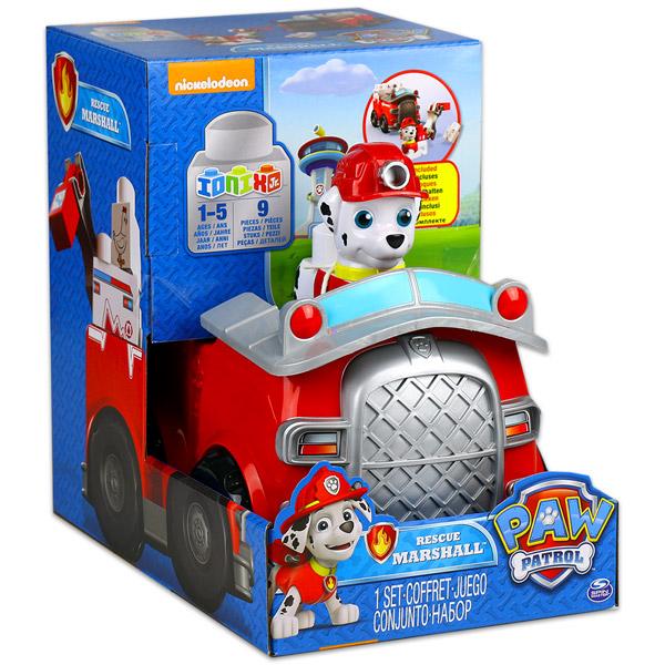 Spin Master Mancs őrjárat  Mentő Marshall és tűzoltóautója - Játék webáruház    online játék webshop - iWay Játékbolt 618af4b9cf
