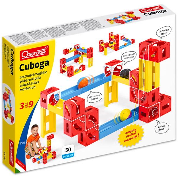 KWH Quercetti  Cobuga prémium golyópálya építő - Játék webáruház   online  játék webshop - iWay Játékbolt 3644f87b31