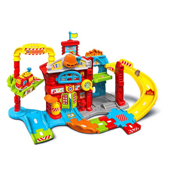 Trefl Hungary Kft Vtech  Toot-Toot - Tűzoltóállomás - Játék webáruház   online  játék webshop - iWay Játékbolt 08cbb4beee
